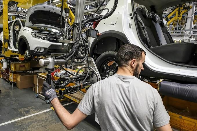 Renault suspende su actividad en Marruecos por escasez de chips.