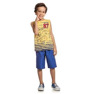 Fabricantes de moda infantil