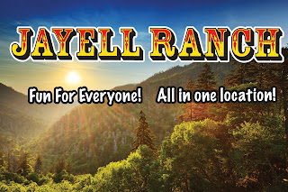 Jayell Ranch, Pigeon Forge next to Dollywood