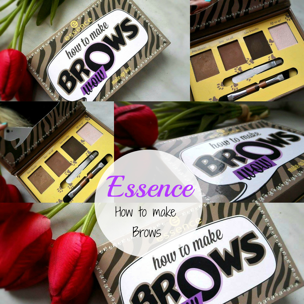 Rossmann Collage S I S T E R S H O O D S Essence How To Make Brows All