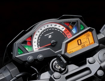 Fitur Kawasaki Z250