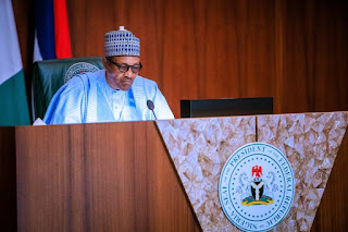 NEWS: Nigeria expecting new shipment of weapons and aircraft to fight Boko Haram- President Buhari reveals