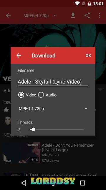 أفضل 10 تطبيقات تحميل فيديوهات اليوتيوب على الهاتف الاندرويد 2022