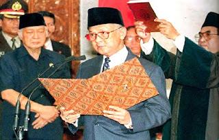 Pelaksanaan Demokrasi Periode 1998 – Sekarang di Indonesia