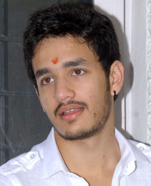 Akhil Akkineni Biography Profile Family Photos