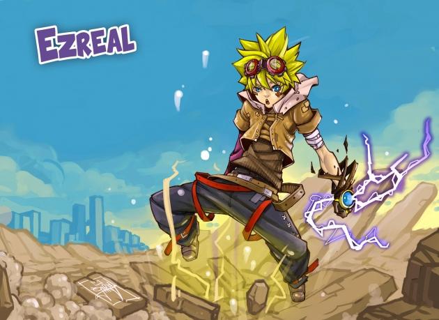 Cách chơi Ezreal