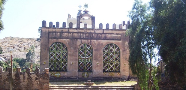 Gereja Zion of Mary