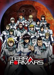 Terra Formars anime poster