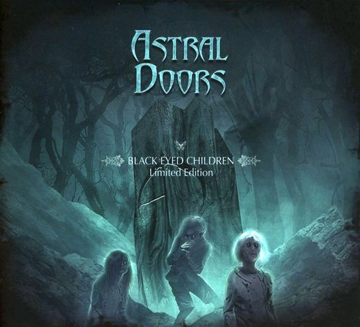ASTRAL DOORS - Black Eyed Children [Ltd. Edition Digipak +1] (2017) full