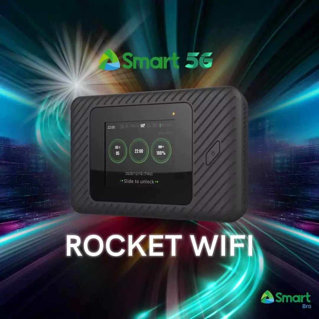 Smart Rocket WiFi