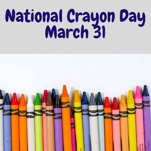 National Crayon Day Wishes Sweet Images