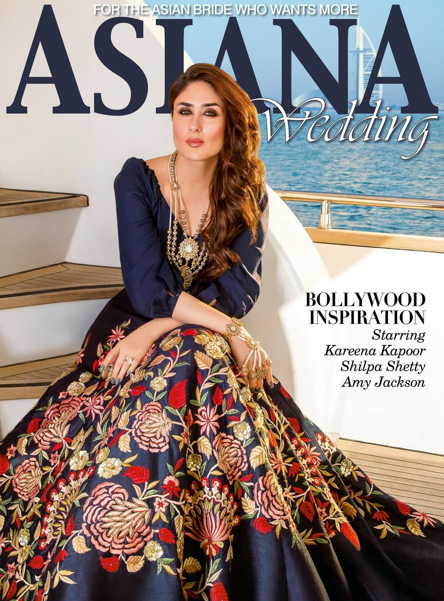 Kareena Kapoor Asiana Magazine Photoshoot
