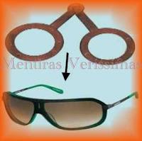 A evolução dos óculos, do primitivo ao atual.