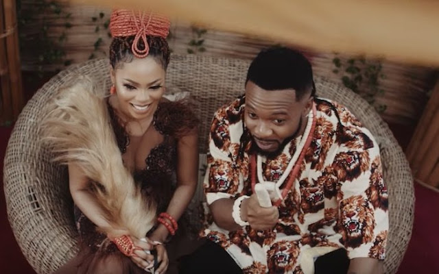 (Video) Flavour ft. Chidinma – Mma Mma (Mp4 Download)
