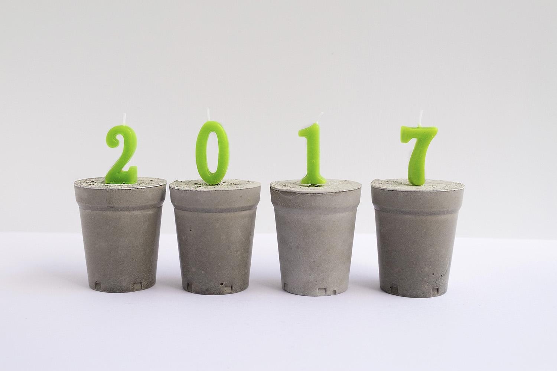 Diy: cement decoratie voor nieuwjaar woonaccessoires elsarblog