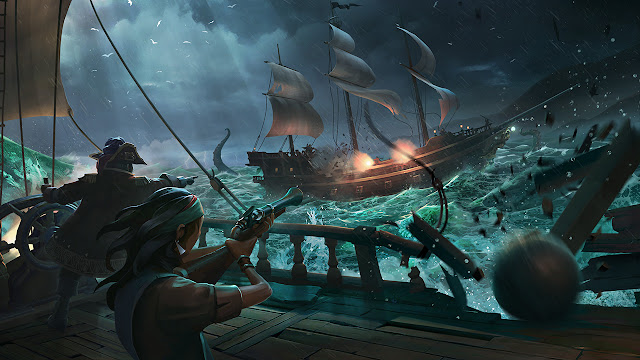 Ya disponible la inscripción a la beta de Sea Of Thieves