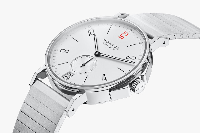 Nomos Glashuette Ahoi Datum 551.S2 Doctors Without Borders Limited Edition