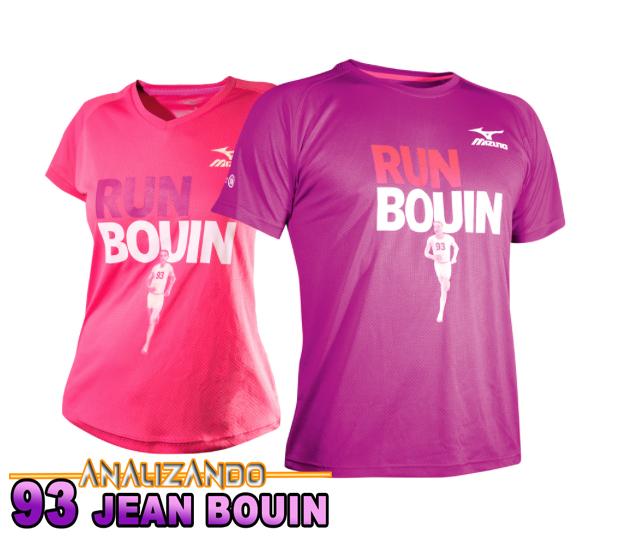 Analizando 93 Jean Bouin - Camiseta