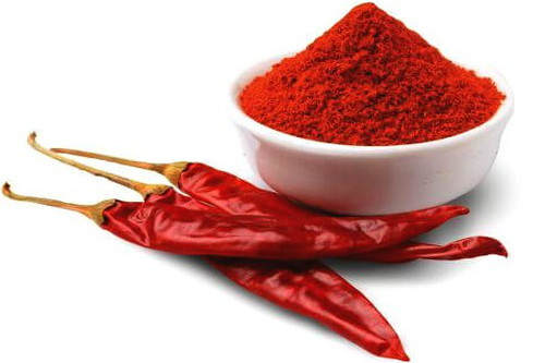 Red Chilli Powder - लाल मिर्च पाउडर