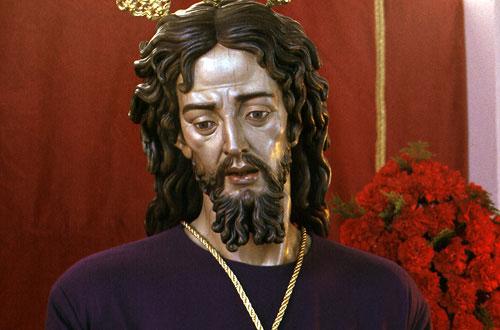 Juan Carlos Sambruno deja de ser capataz del misterio de la hermandad salesiana de Jerez de la Frontera