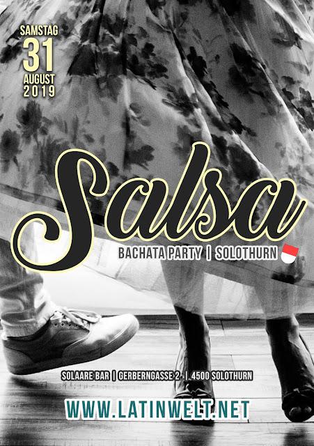 Salsa Party | SA 31.08.19