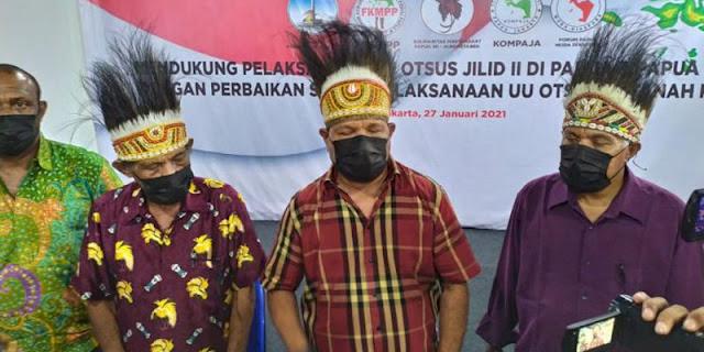 Ingatkan Kapolri, Bamus Papua Minta Kasus Rasisme Pigai Dituntaskan Hingga Ke Akarnya
