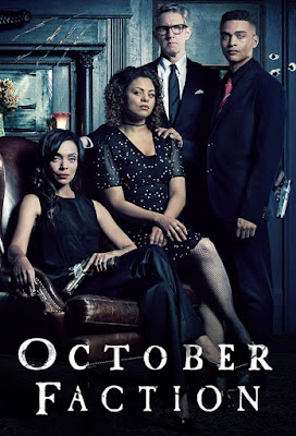 October Faction (TV Series) S01 DVD HD Dual Latino + Sub 2DVD