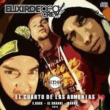 rap y hip hop , el cuarto de las armonias, 2014, rap sudamericano, hip hop sudamericano, hip hop en castellano,hip hop chileno,