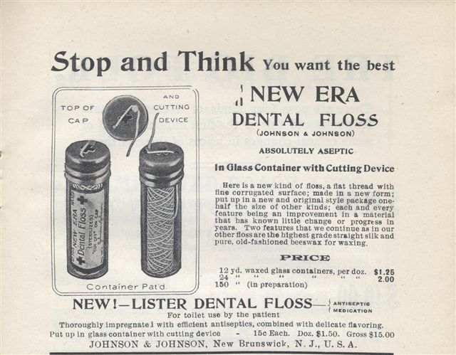 Image result for first floss