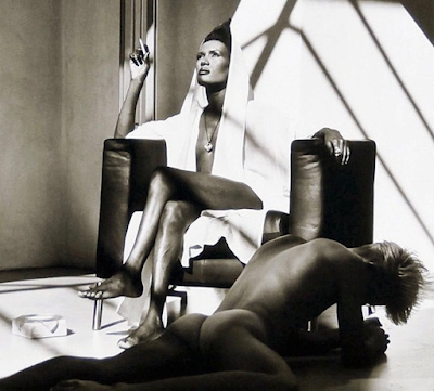 Marie Claude Joseph  nackt