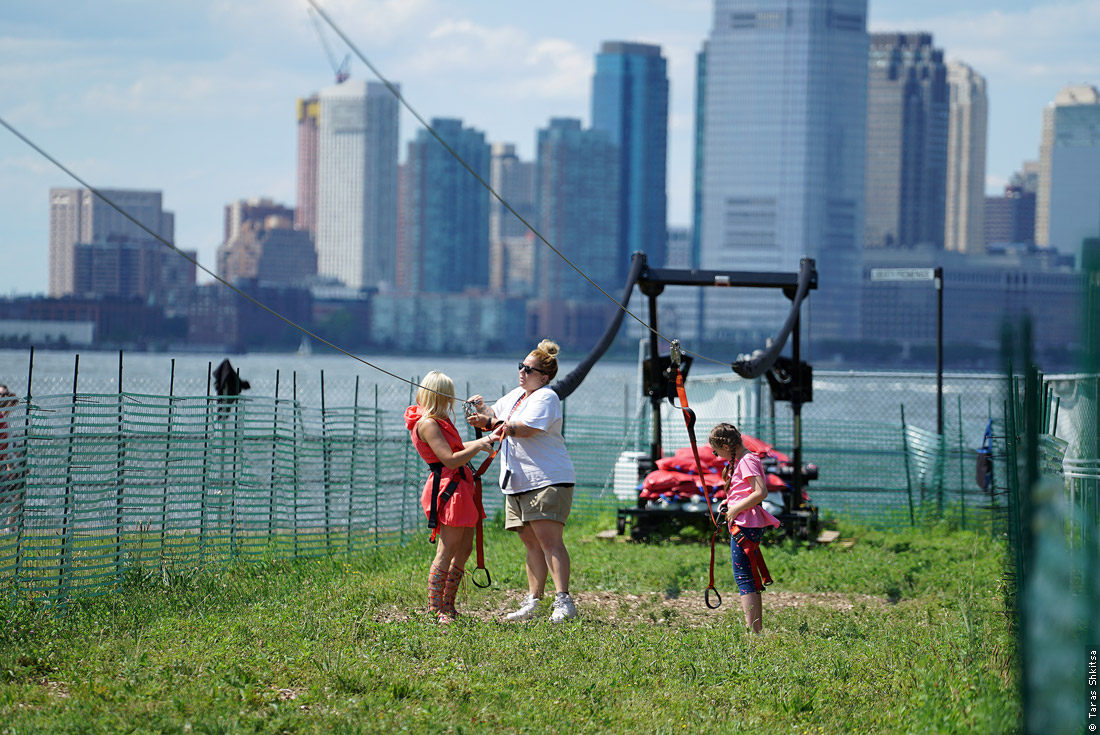 Governors Island, Brooklyn, New York