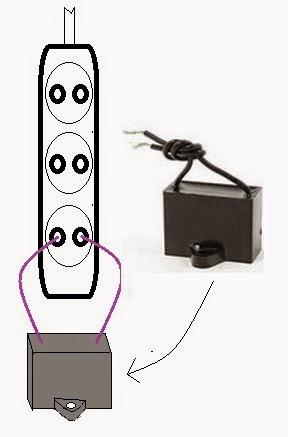 Tes Kapasitor Motor
