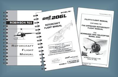 Rotorcraft Flight Manual