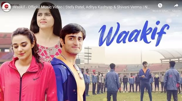 वाक़ीफ़ waakif lyrics in hindi-Neha kaur