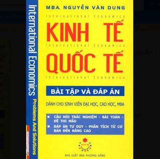 Kinh Tế Quốc Tế - Bài Tập Và Đáp Án ebook PDF EPUB AWZ3 PRC MOBI