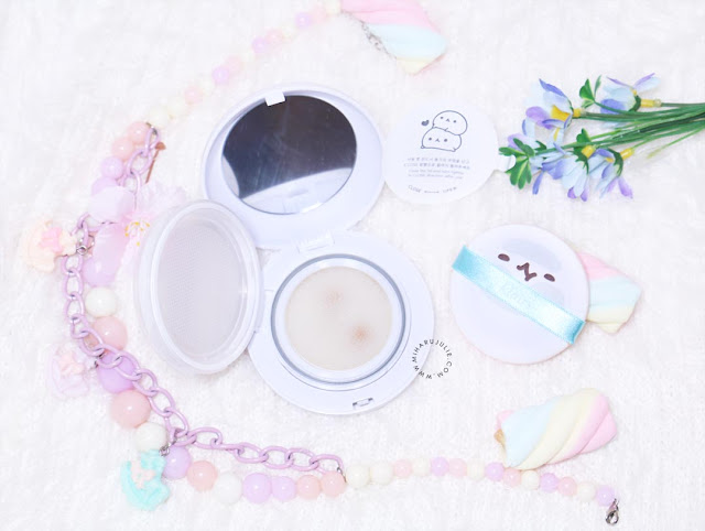 KLAIRS Mochi BB Cushion Pact SPF 40