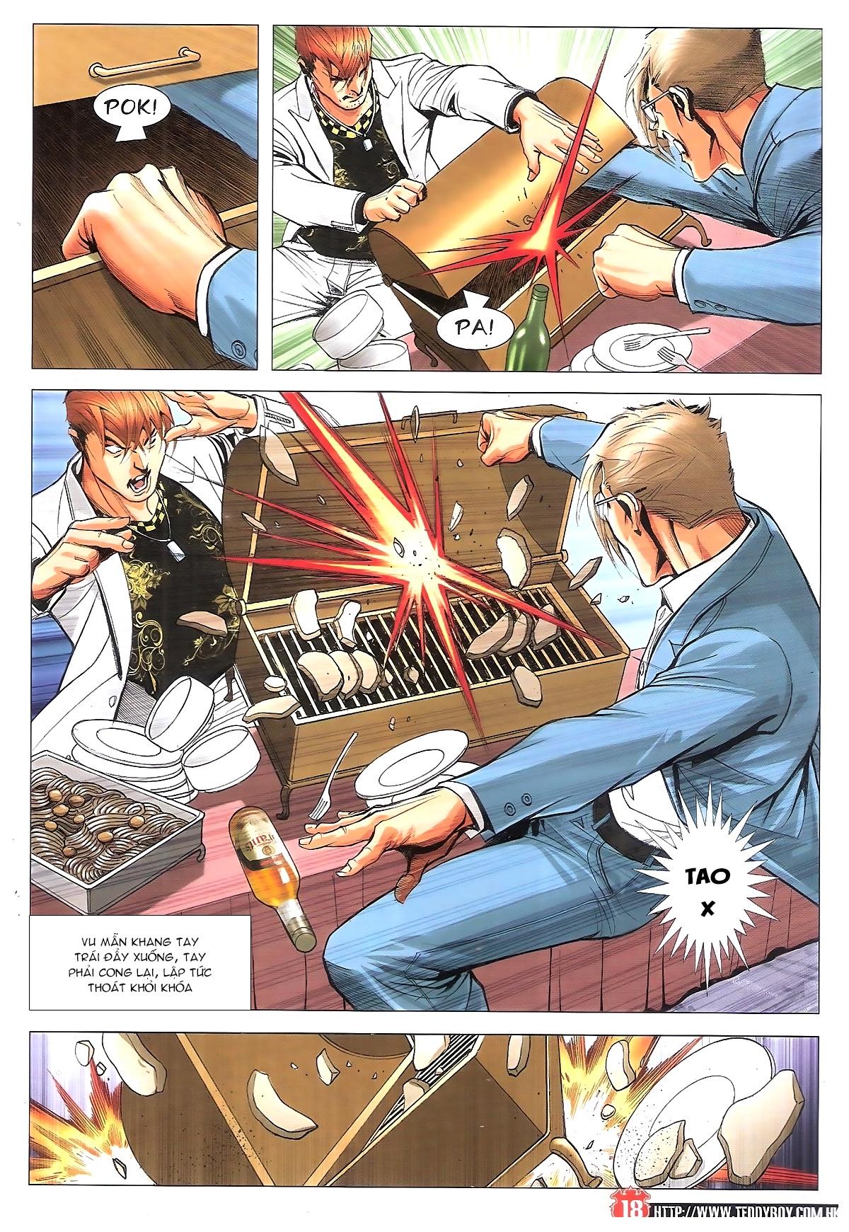 Người Trong Giang Hồ chapter 1889: power thật sự trang 17