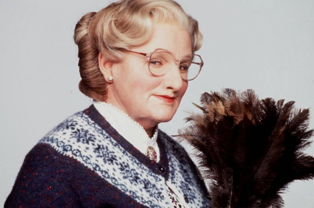 Robin Williams death Mrs. Doubtfire 2 cancelled