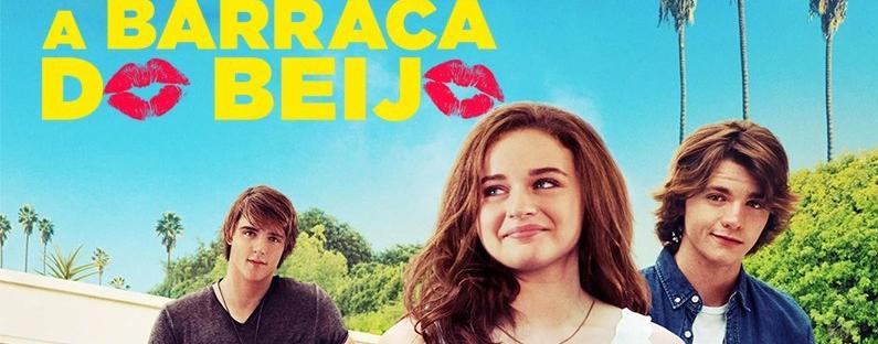 A Barraca do Beijo (Filme) - De Livro em Livro
