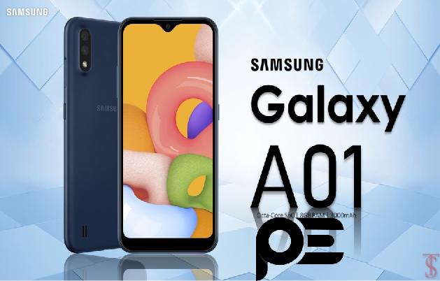 سعر و مواصفات هاتف Samsung galaxy A01  فى مصر و العالم العربى
