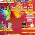 Confira a Programação de Carnaval de Bernardo do Mearim