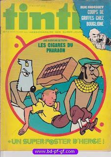 Hergé, et encore Hergé