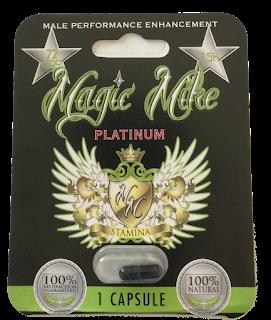 Magic Mike Platinum Male Enhancement Supplement