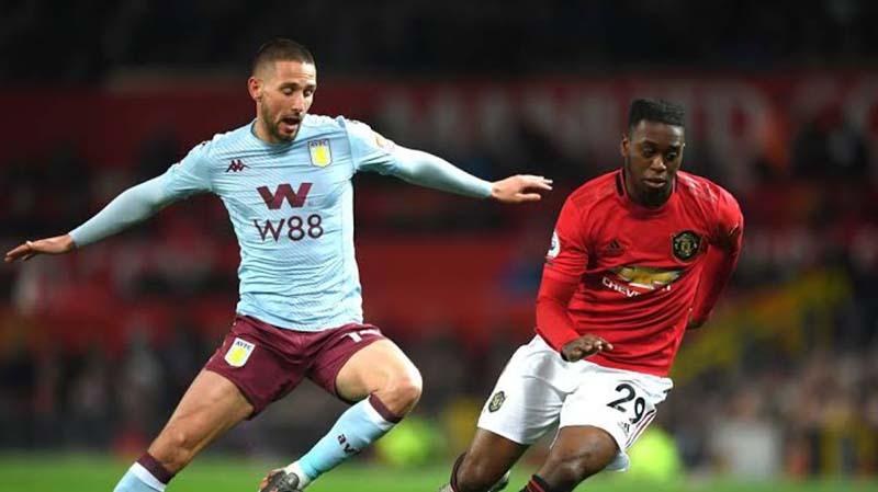 Manchester United Dipaksa Bermain Imbang 2-2 oleh Aston Villa