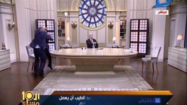 فيديو خناقة احمد شوبير والمعلق احمد الطيب يوتيوب