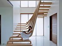 20+ contoh tangga unik dan menarik
