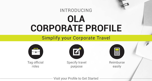 Corporate profile by Ola