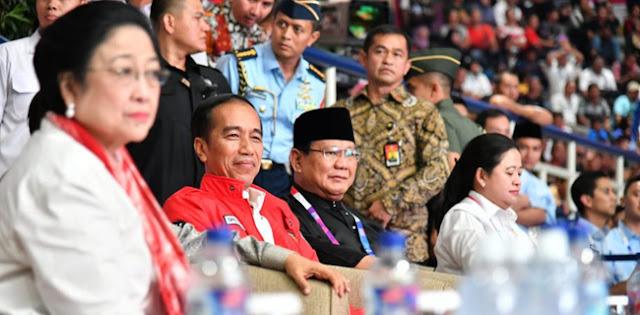 Gerindra: Pertemuan Jokowi-Prabowo-Mega untuk Wujudkan NKRI Guyub