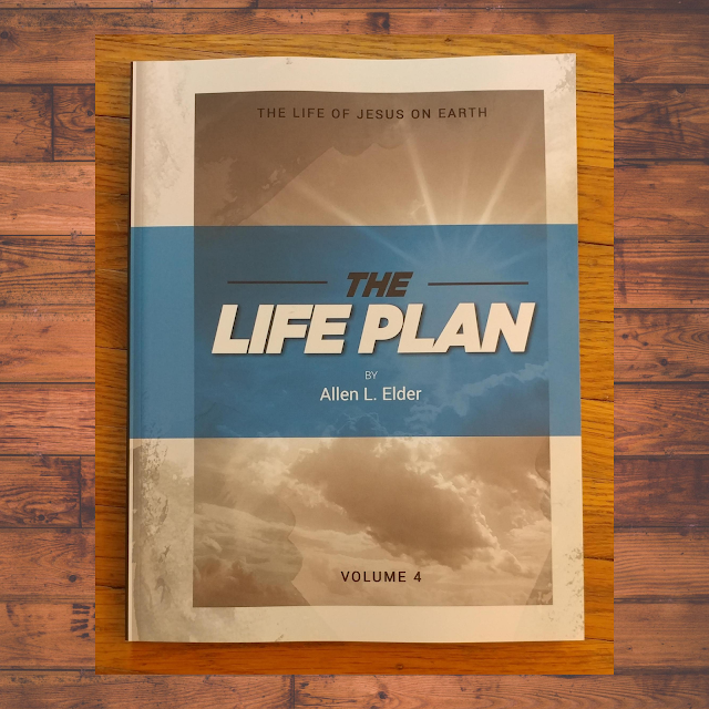 The LIFE Plan Volume 4 book cover