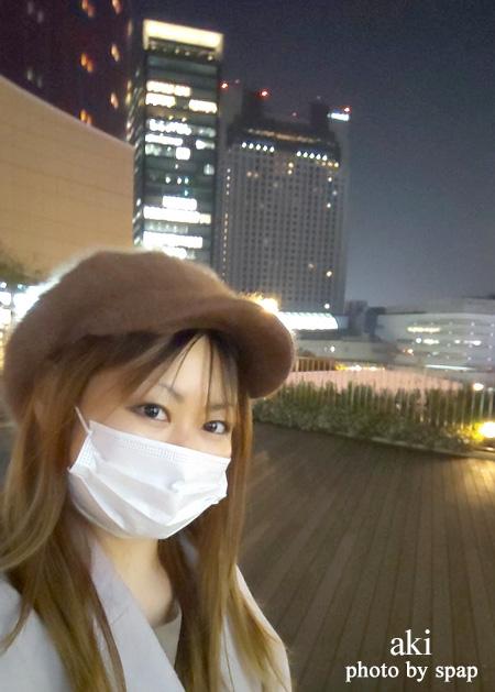 なんば光旅 2020 なんばパークス イルミネーション <大阪 なんば>